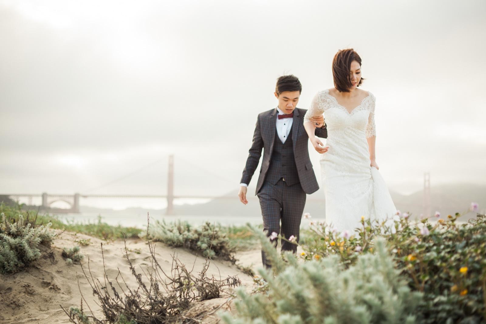 美式婚紗規劃