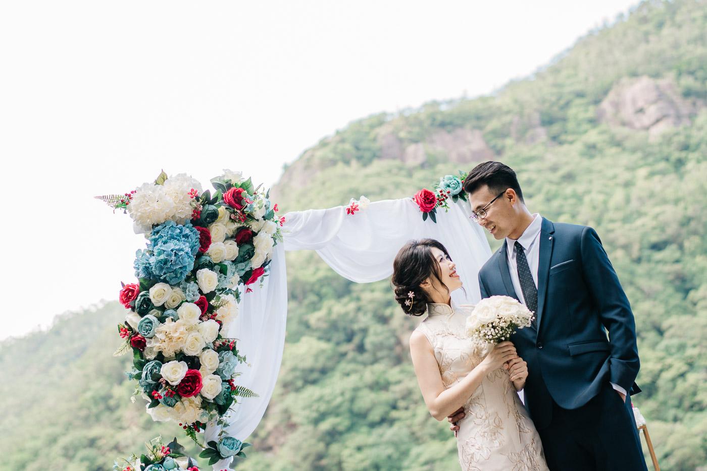 北投麗禧酒店婚禮