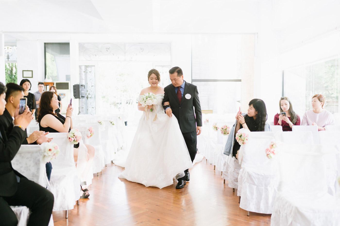 幸福莊園美式婚禮