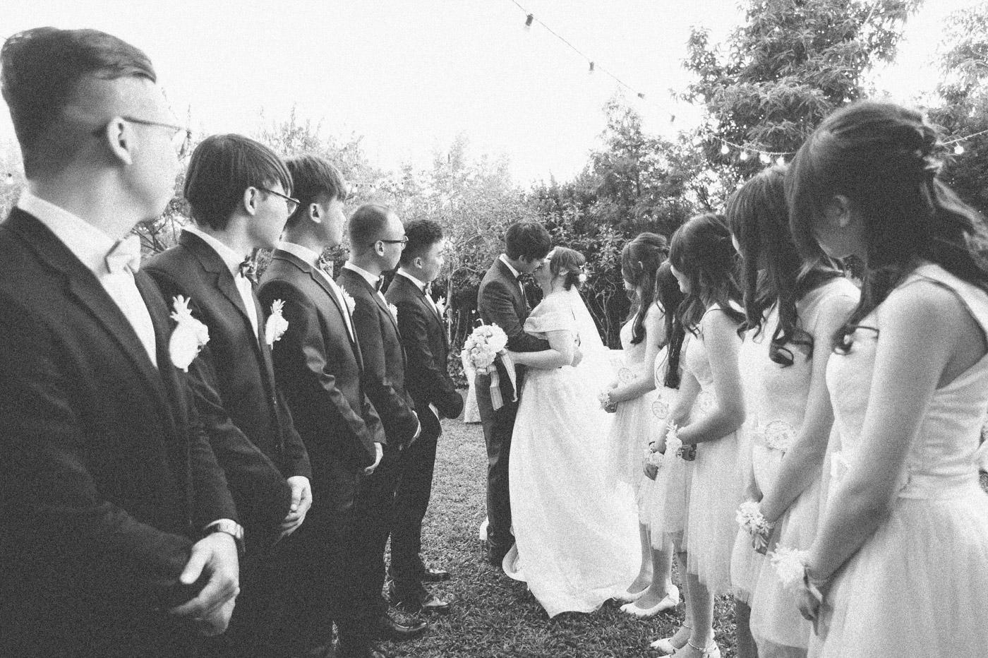 戶外婚禮-幸福莊園