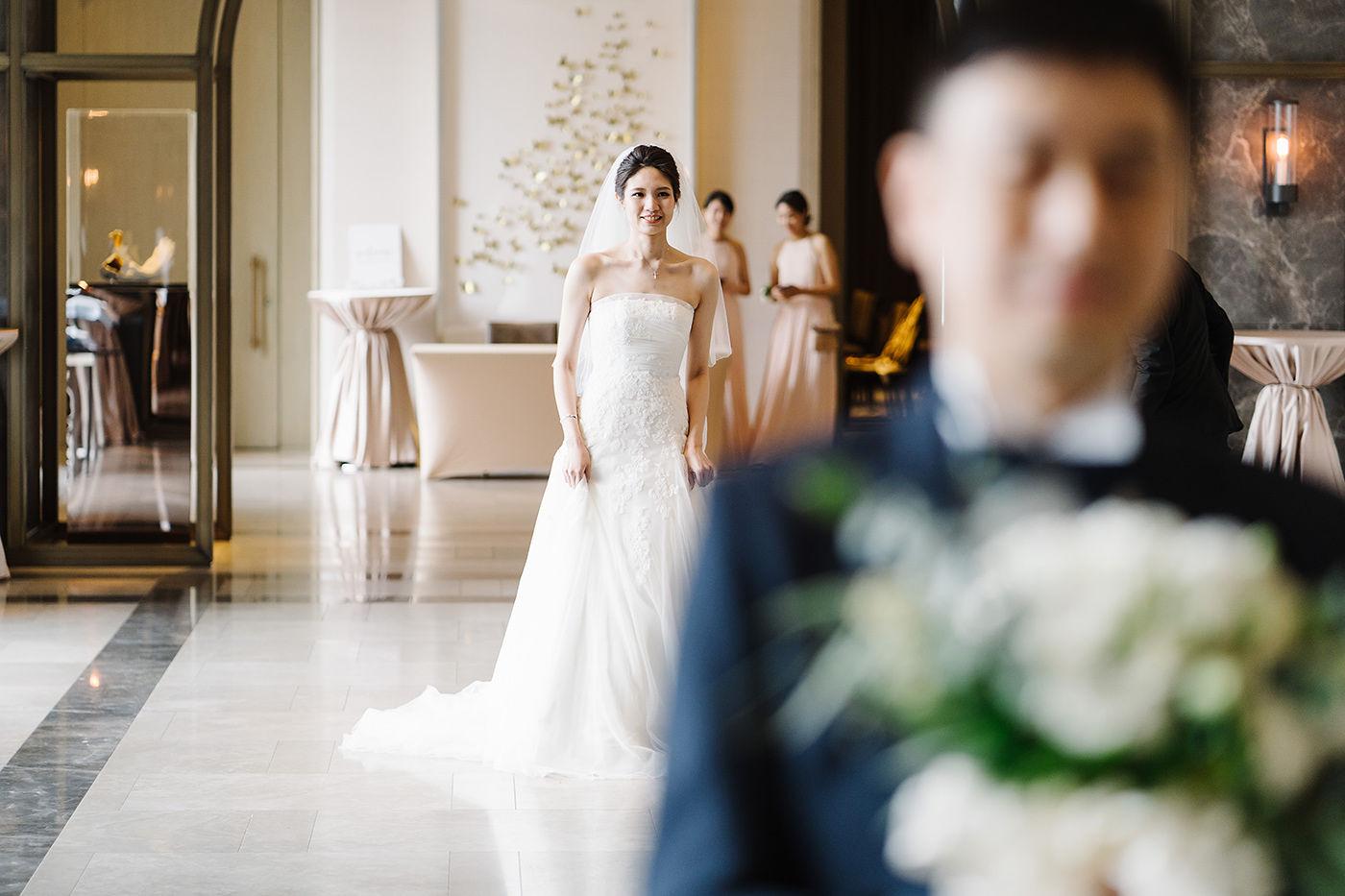 台北萬豪酒店-婚禮-
