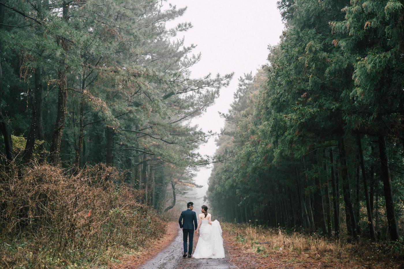 韓國濟州島婚紗行程