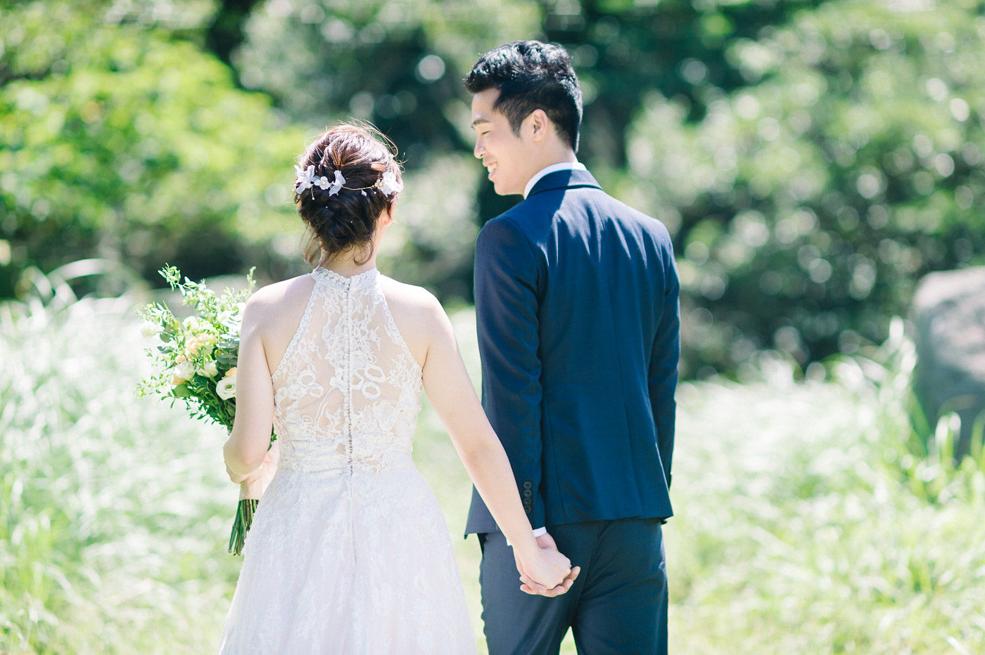 陽明山婚紗