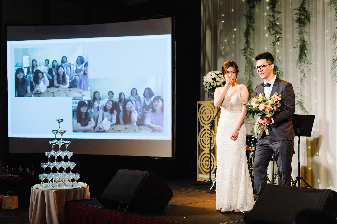 美式婚禮-君悅酒店