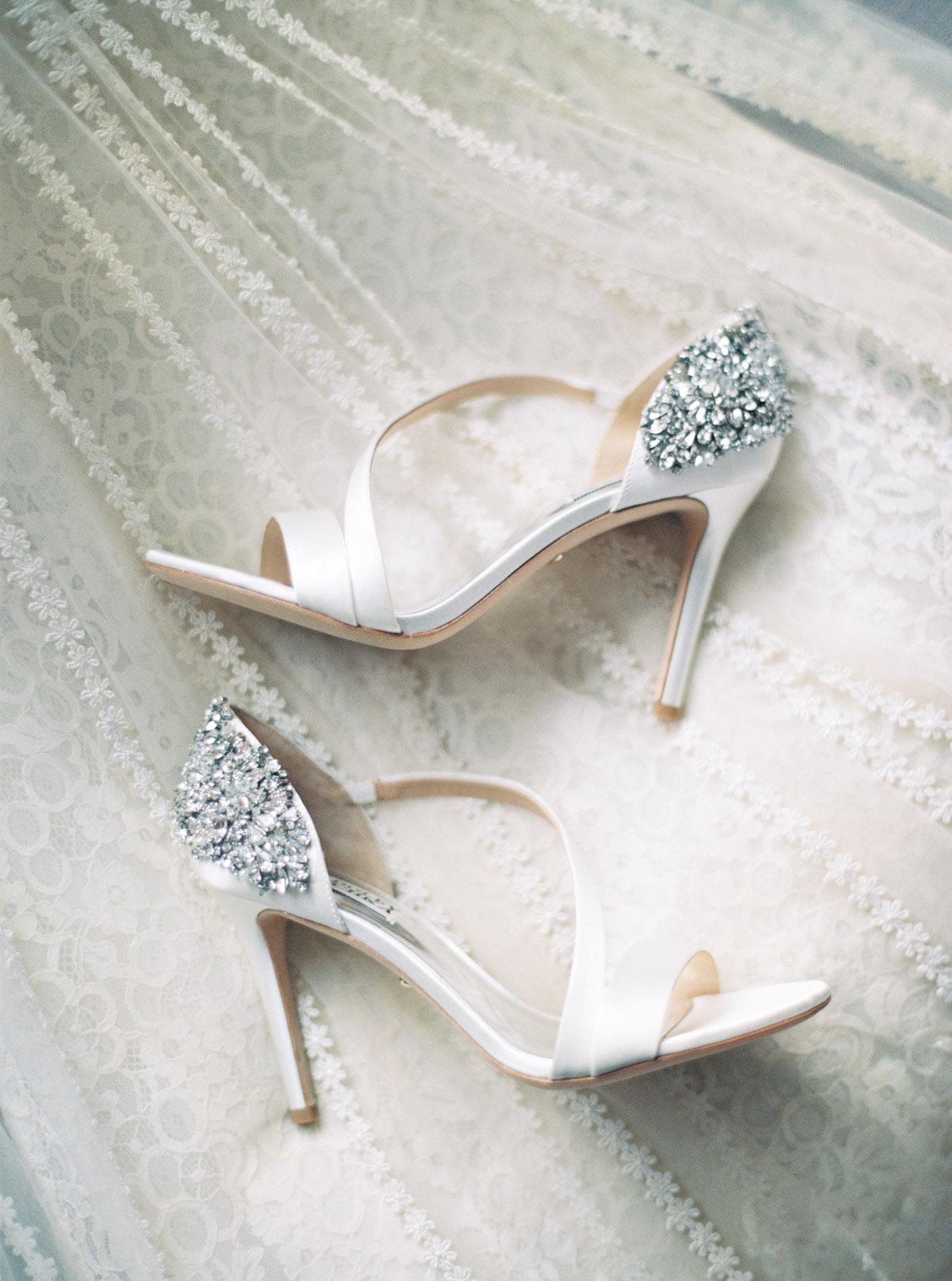 婚鞋Badgley Mischka-士林萬麗酒店婚禮
