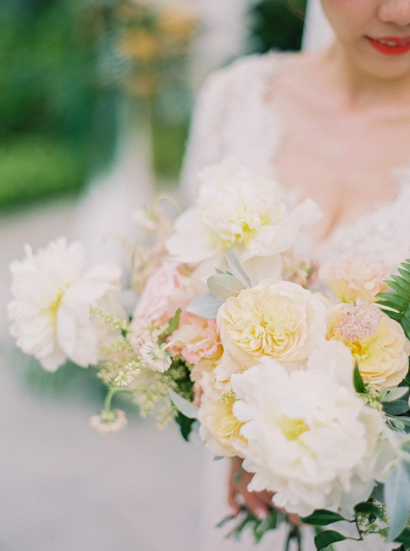 新娘捧花-士林萬麗酒店婚禮-戶外