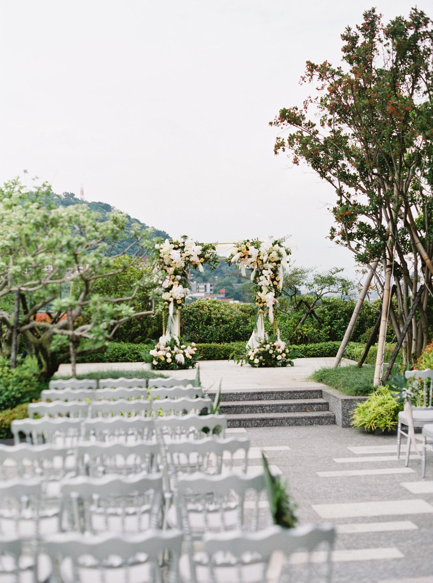 士林萬麗酒店婚禮-戶外