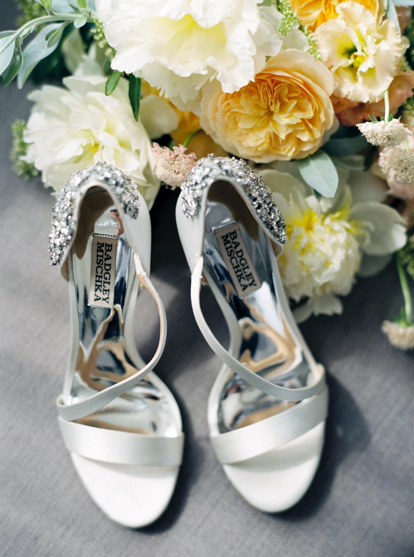 婚鞋Badgley Mischka-STAGE-Mark-日光Flower-士林萬麗酒店婚禮-戶外