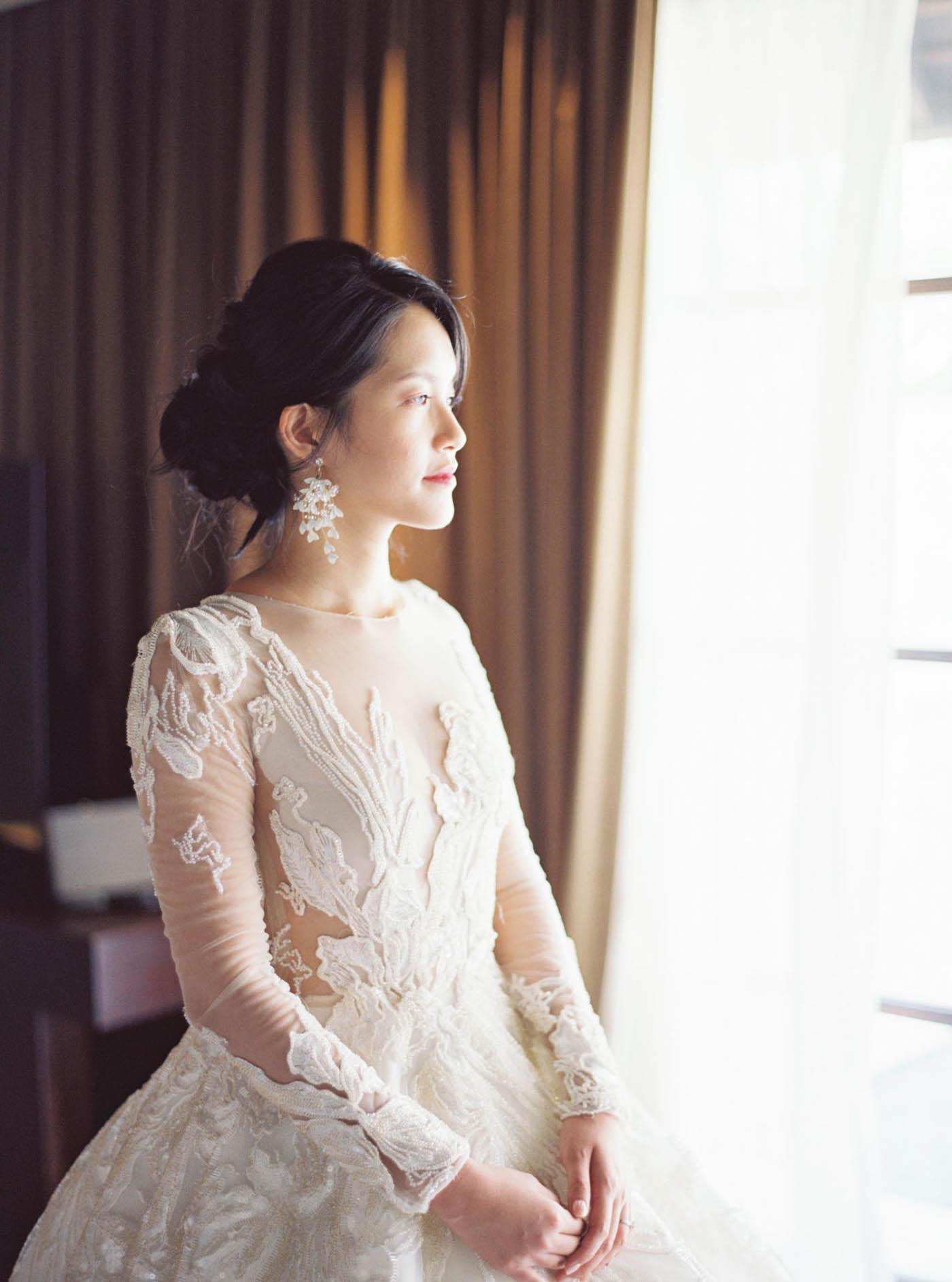 婚禮 Royal Santrian婚禮-STAGE-fine-art-film-wedding-海外