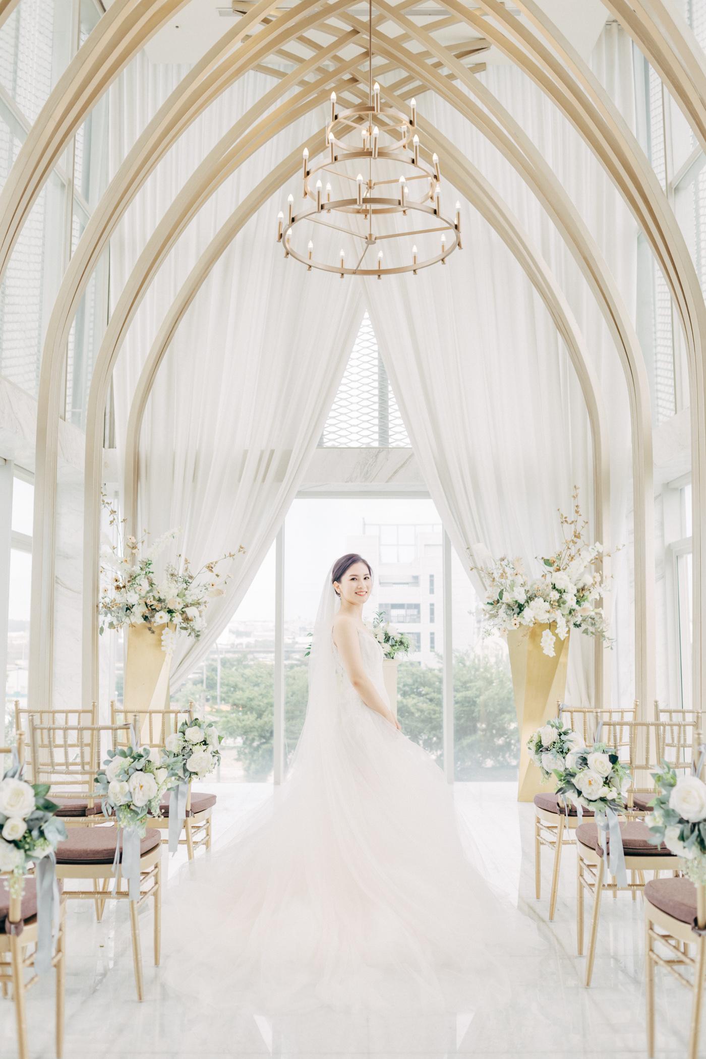 萊特薇庭婚禮作品