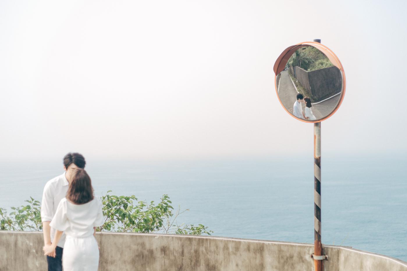 女攝影師婚紗