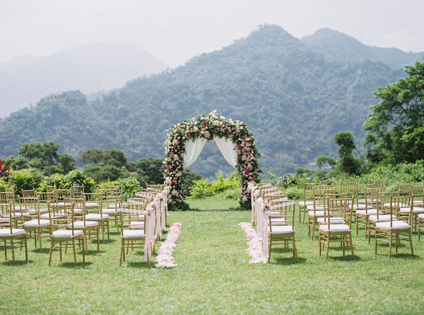 戶外美式婚禮場地-優聖美地鄉村渡假別墅-婚禮-stage