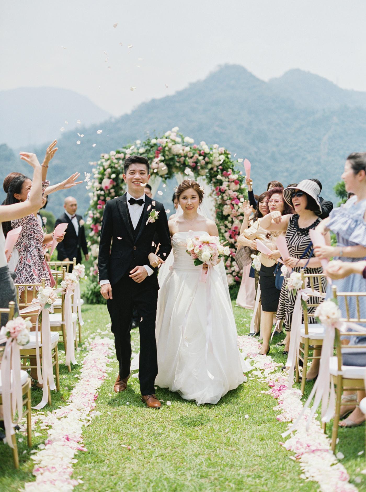 戶外美式婚禮場地-推薦-優聖美地鄉村渡假別墅-婚禮-stage