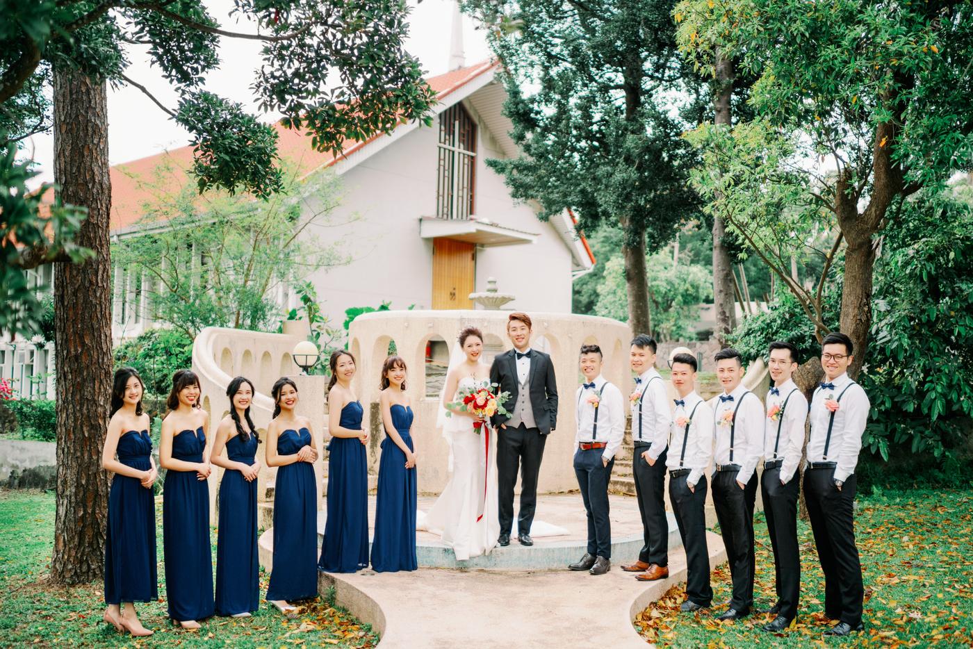 戶外美式婚禮場地-陽明山天使分享咖啡-婚禮-stage