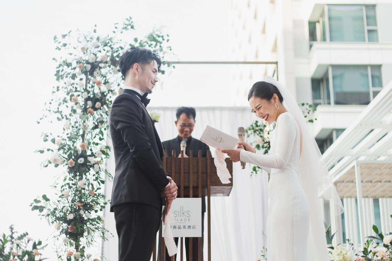 台南晶英酒店婚禮