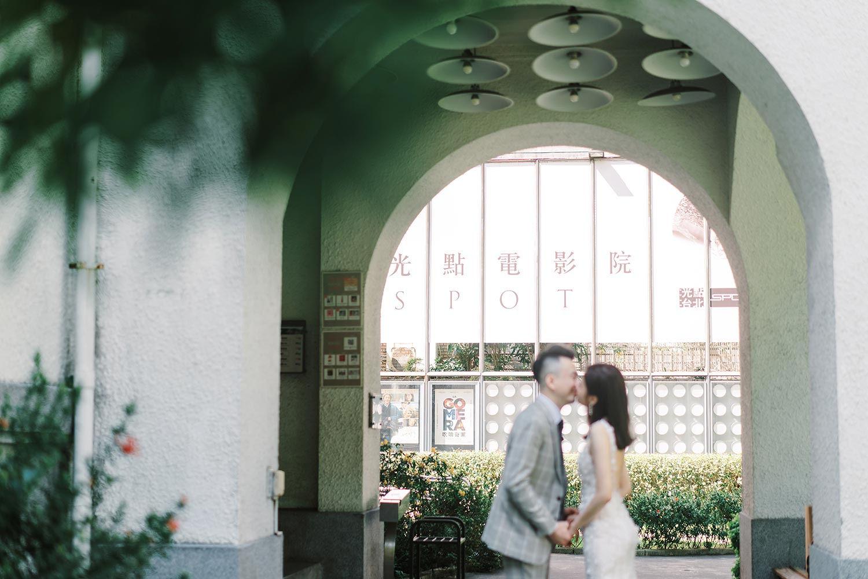台北光點-婚紗