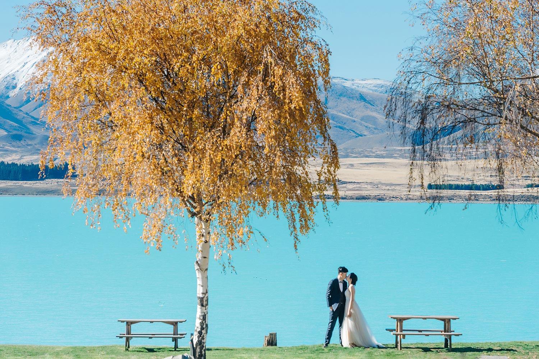 紐西蘭 海外婚紗