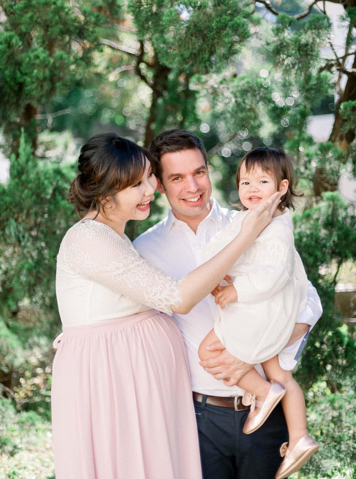 孕期寫真-親子寫真-家庭照