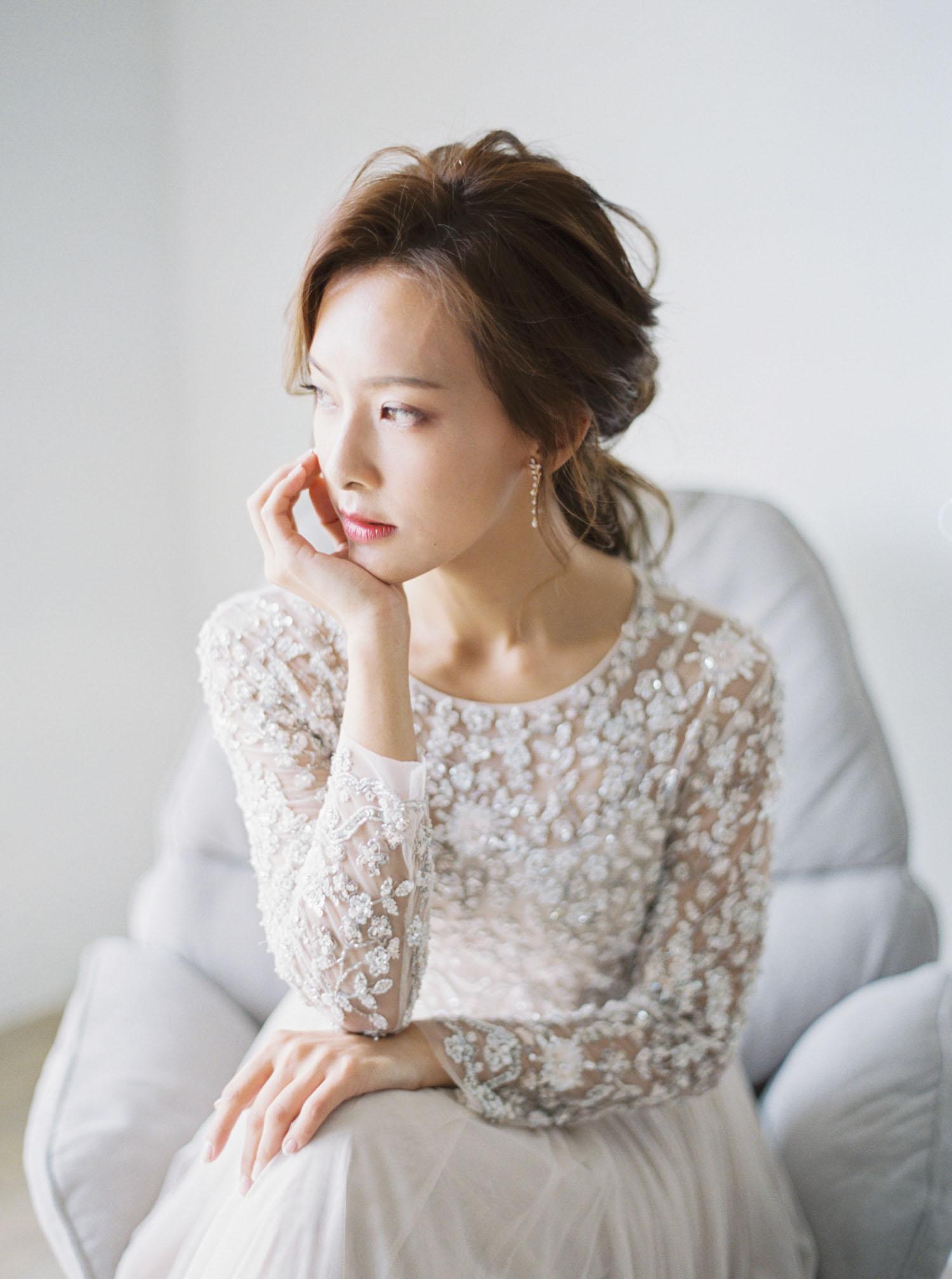 Christy 陳瑋薇 婚紗 唯諾婚紗