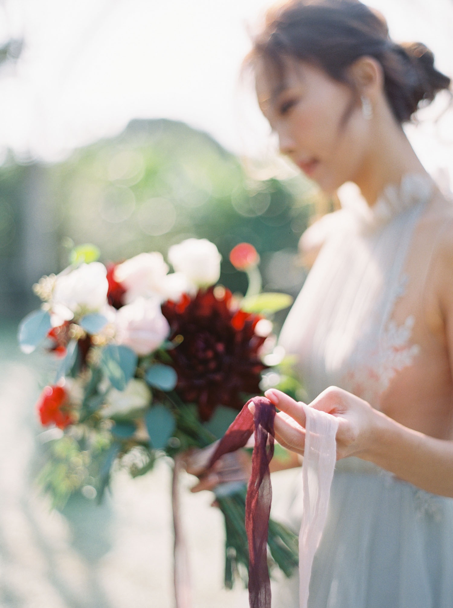 Christy 陳瑋薇 婚紗 唯諾婚紗 結婚