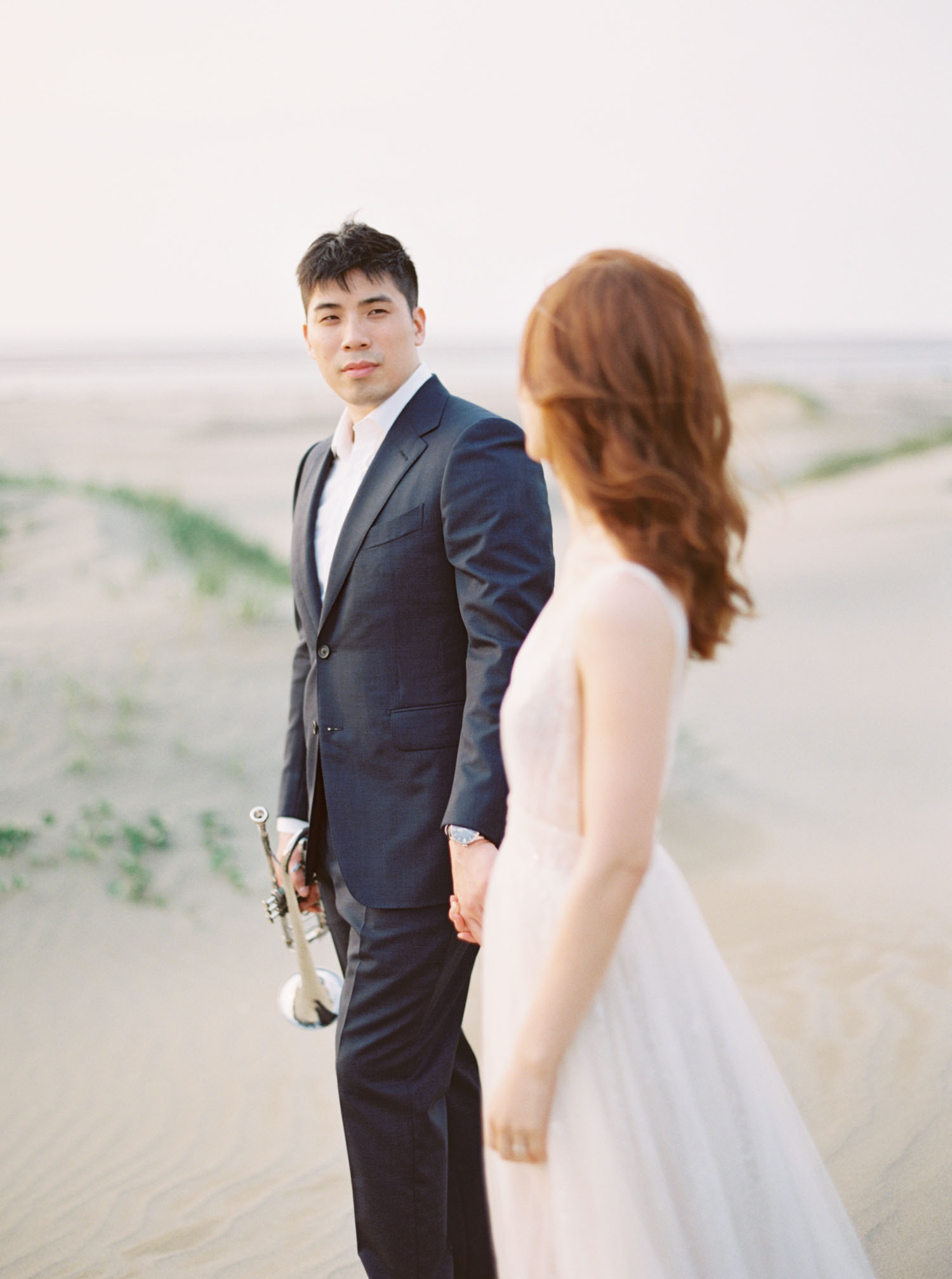 香山沙漠婚紗