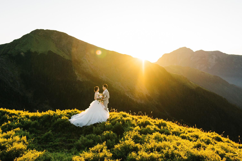 旅遊婚紗-旅行婚紗