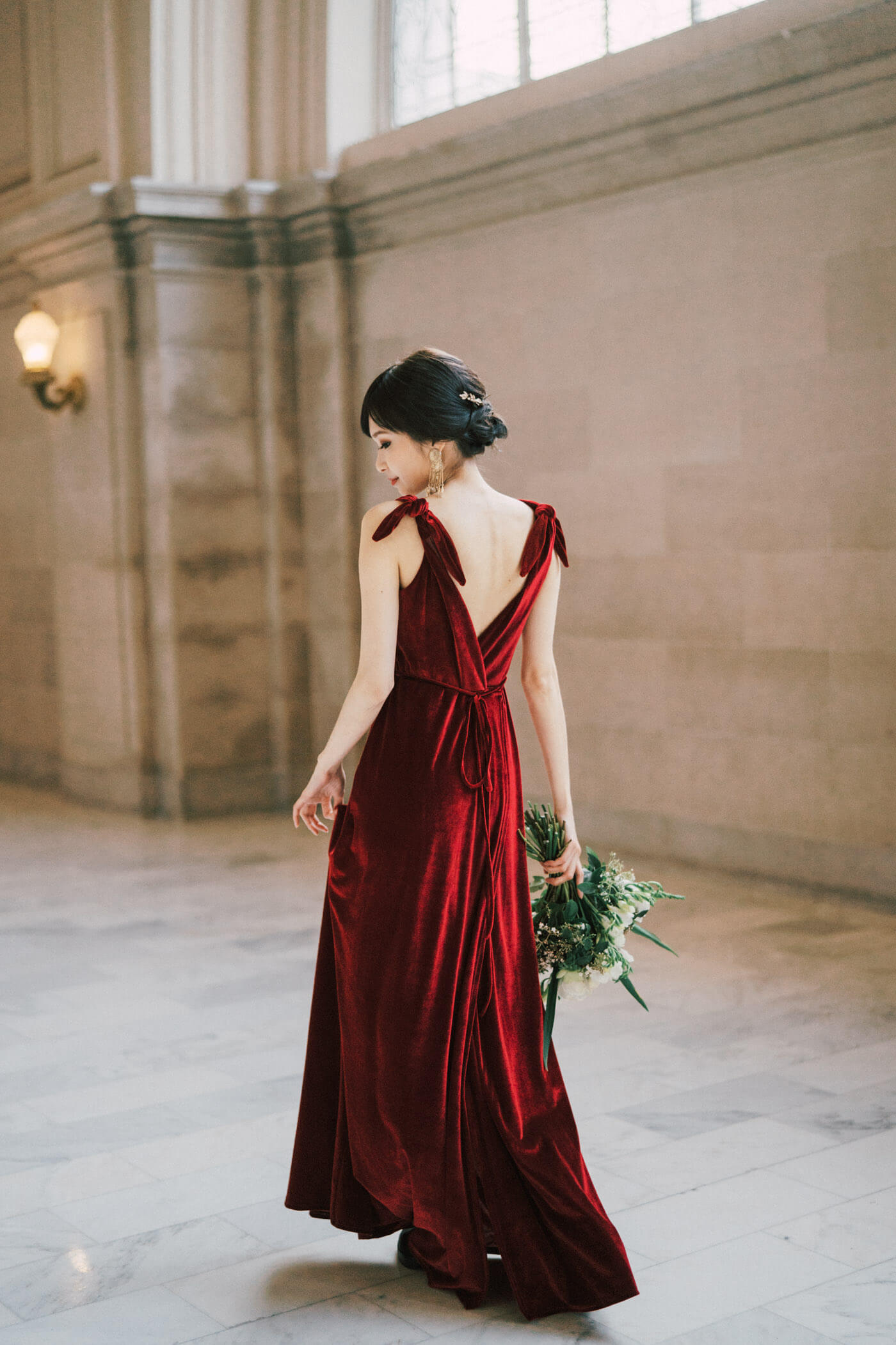 美國舊金山婚紗