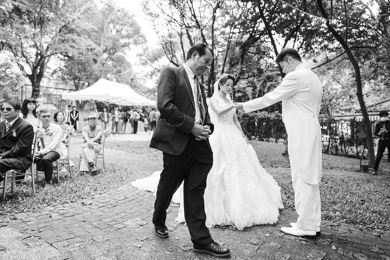 1956 Vantage 婚禮