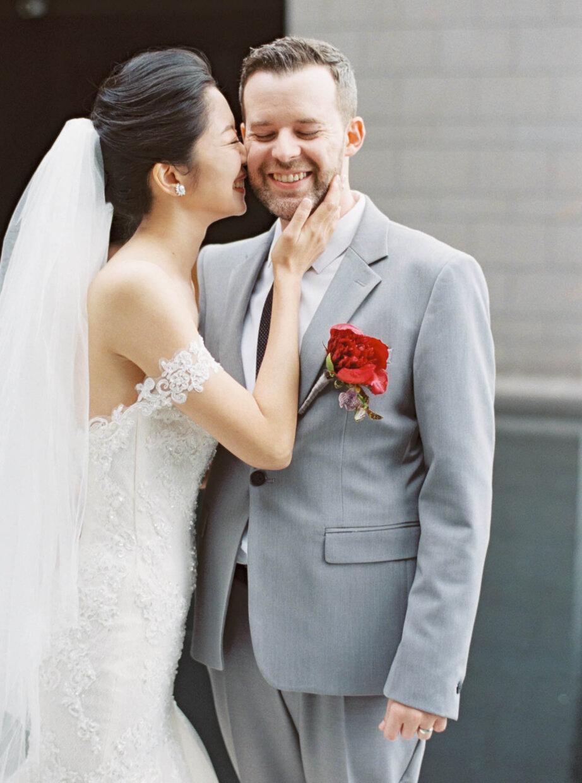 美式婚禮 Mark Hong 美式婚紗 STAGE