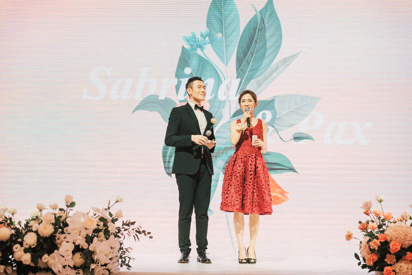 徐乃麟嫁女兒-婚禮-文華東方-THE STAGE