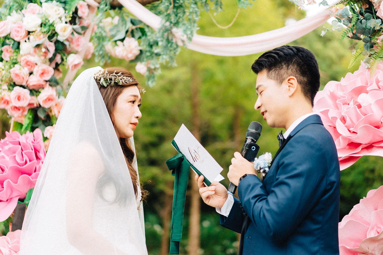 青青食尚 花園會館婚禮
