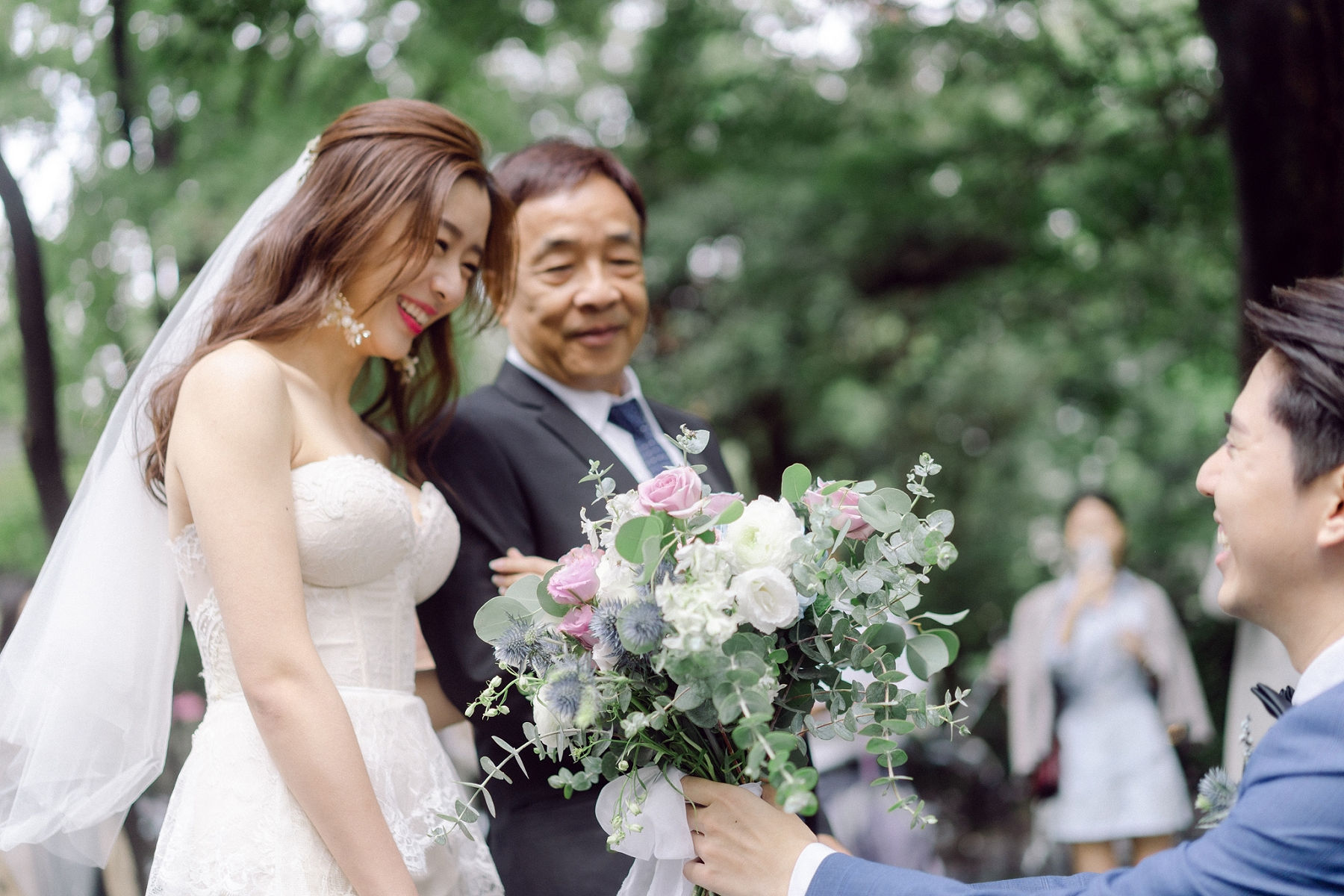 陽明山 1956 Vintage 婚禮