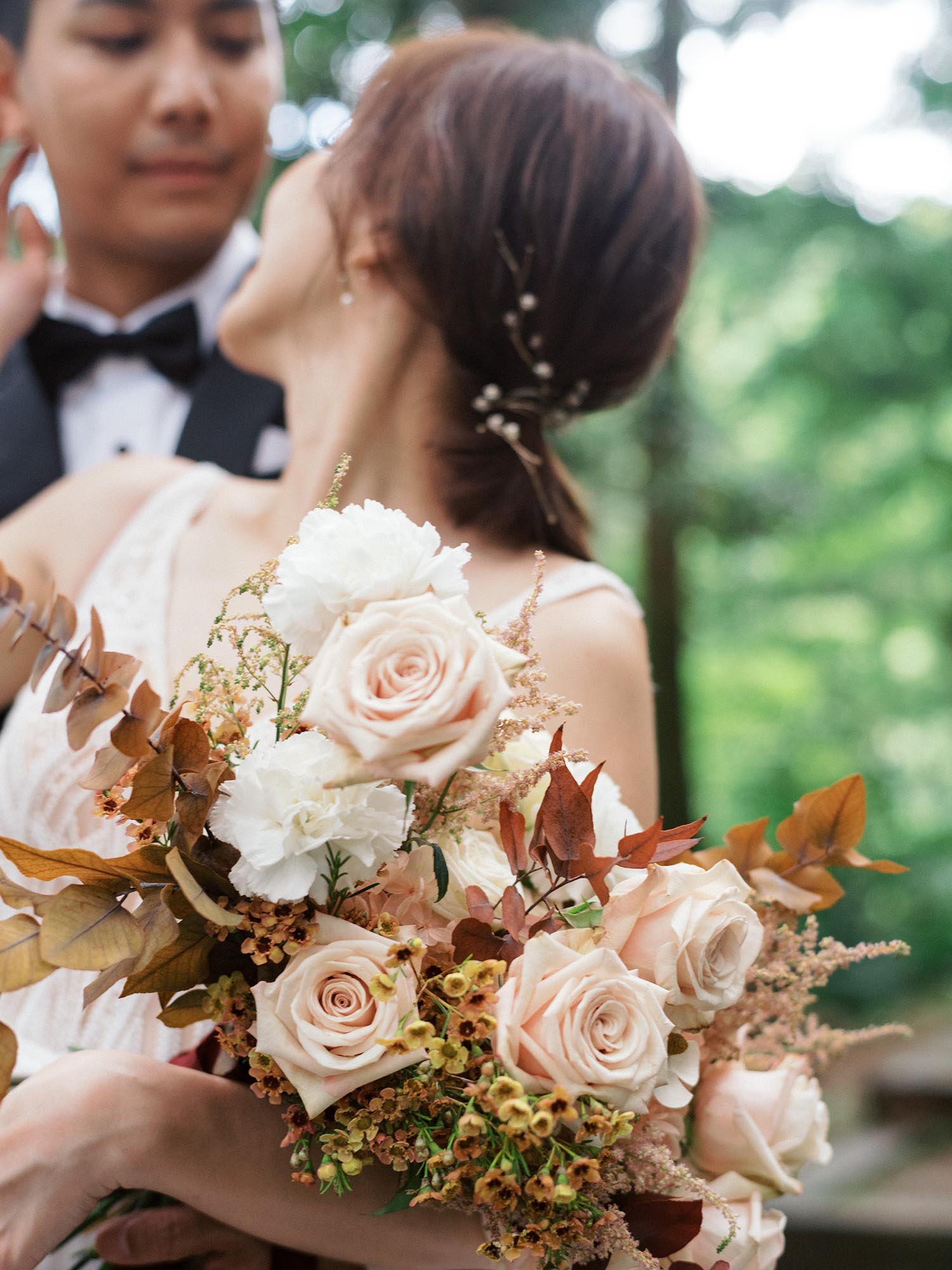 底片婚紗-東眼山森林婚紗-東眼山-美式婚紗-唯諾法式